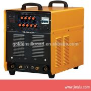 MOSFET TIG 250 P AC DCac dc inverter pulse tig welding machine