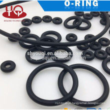 NBR tamanhos borracha anel o-ring de silicone à prova d'água para Selos de vedação da máquina O-rings