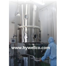 New Fashion Design for Fluiding Bed Drying Machine Medicinal Fluidized Drying Machine supply to Chad Importers