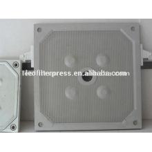 Filtre de membrane de chambre de presse de membrane de Leo plaque de pièce de rechange