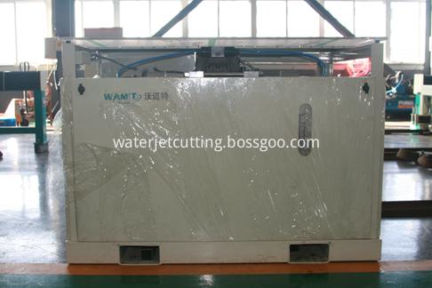 420 Mpa Water Jet Pump