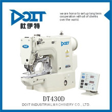 DT430D Direct drive Bar tacking auto sewing machine