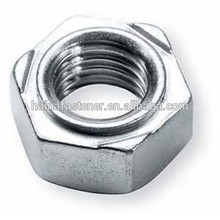 High quality stainless steel weld nut,wood anchor nut