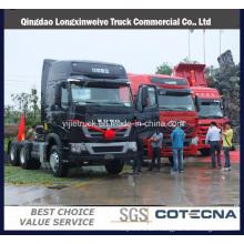 Sinotruk HOWO-T7h 440HP 6*4 Tractor Truck