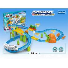 Brinquedos educativos Brinquedo de trilha elétrica para venda (h6964142)