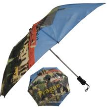 large two foldable folding compact umbrella