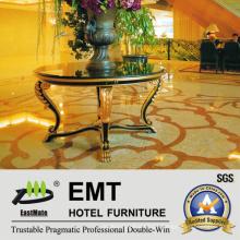 Modern Star Hotel Lobby Desk mesa de flores (EMT-FD11)