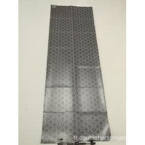 Tapis de yoga de texture simple de PVC