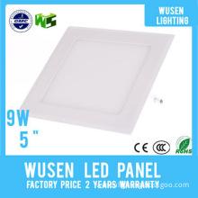 9W Best quality warm white led down light