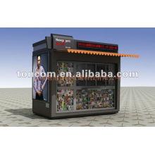 kiosk for magazine