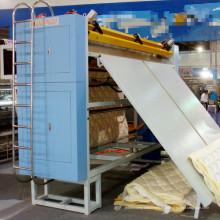 Panel de corte de colchón industrial computarizado