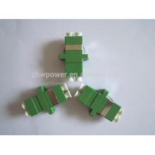 Meilleures ventes de produits chinois chauds Adaptateur de fibre optique LC apc, monoprode LC Adaptateur de fibre Simplex