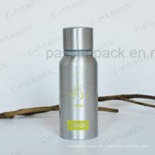 350ml Aluminium Wodka Flasche mit einem Farb-Siebdruck