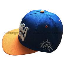 Gorra de béisbol vendedora caliente, sombrero de los deportes de la parte posterior del resorte