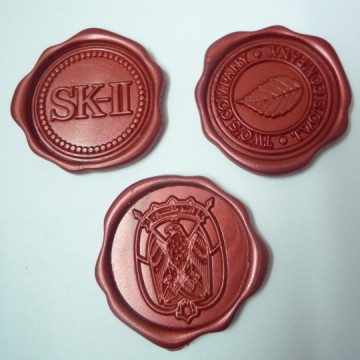 wax seal sticker