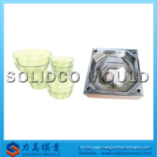 OEM custom Thin wall container plastic mold