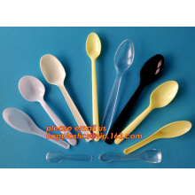 Disposable plastic spork with napkin, Chinese cheap factroy fork spoon knife portable plastic tableware flatware, Wholesale rest