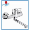 Torneira misturadora de torneira de cozinha de água quente e fria (ZR20103-A)