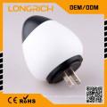 12v 2 amp smart portable mobile phone travel adapter plug usb wall charger