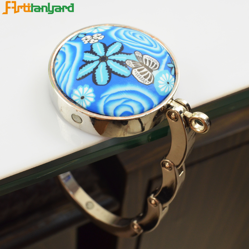 Customized Round Bag Hangers