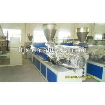 European tech, chinese price high efficient parallel twin screw extruder