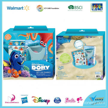 Dory Diary with Pen