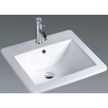 European Style Ceramic Bathroom Sink (7092)