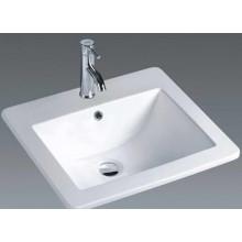 Европейский стиль керамической раковины ванной (7092)