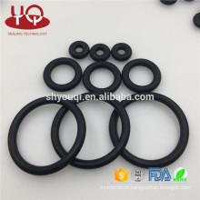 Alta qualidade NBR 70 preto O anel De Borracha Nitrílica O-Ring selos Buna sealer oring Mecânica o rings kit