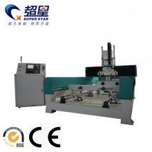 CXS-3D Stone Column Engraving Machine