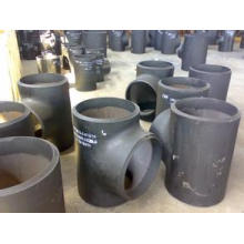 Pipe Fittings Tees, ASTM B363 Gr. 12 Tee, Titanium Tees