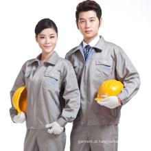 Fábrica do OEM Construção Industrial Uniforme de Segurança Global