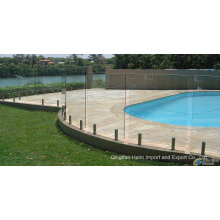 Tempered Glass for Swimming Pool Fence