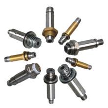 Armadura (tubos) para electroválvula y bobinas de solenoide