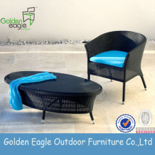 Outdoor PE Rattan Furniture Tables And Chair