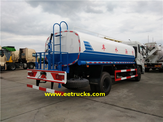 Dongfeng Irrigation Water Trucks