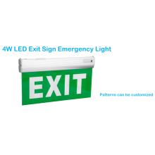 4W Indoor Exit Sign Charging Emergency Light
