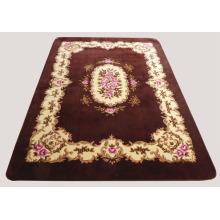 Le tapis de polyester le plus attrayant et le persan