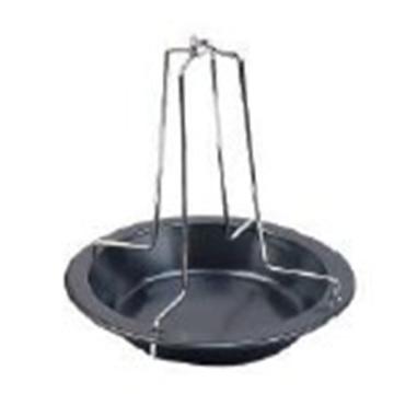 D17 / 20cm yuvarlak tavuk Kavurma pan