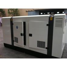 Groupe électrogène industriel à moteur diesel Shanghai avec boîte à refuser silencieux