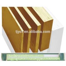 preço quente da folha / placa de bronze da venda H96 para a folha de bronze amarela