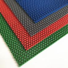 Shandong fábrica casa de banho slip-resistant PVC S tapetes