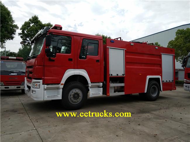 JMC Fire Trucks
