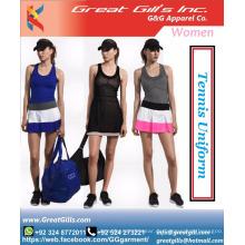 Qualitäts-Tennisrock / Tennisshorts / Tennisbekleidung