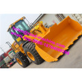 5 Ton ZL50GN Wheel Loader With Rock Bucket