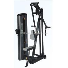 Seated Rowing machine strength gym equipment