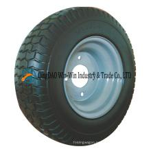 16 * 6.50-8 rueda sin cámara de la PU para los carros del proveedor de China