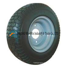 16*6.50-8 Tubeless PU Wheel for Carts From China Supplier