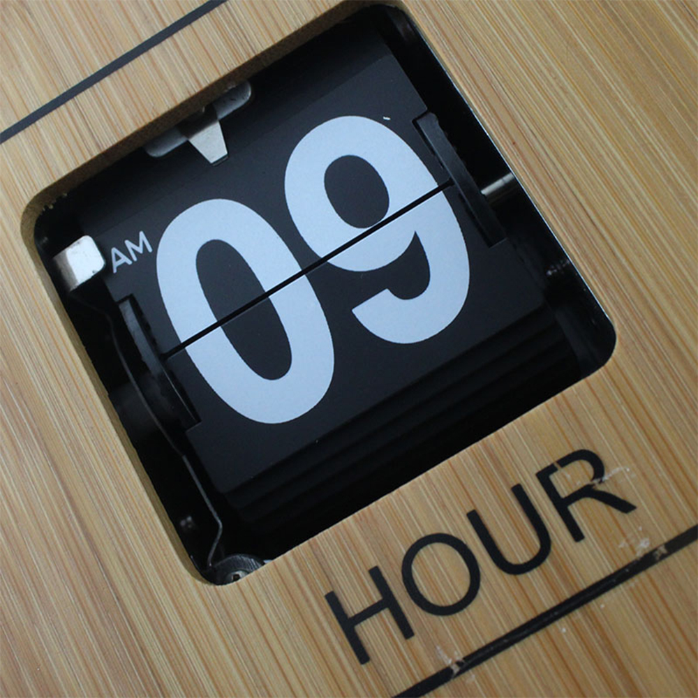 Desk Clock Battery
