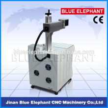 10W 20W Portable Fiber Marking Machines, metal fiber marking